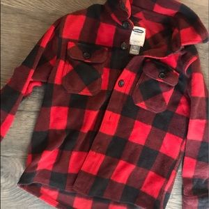 Old Navy Boys Flannel